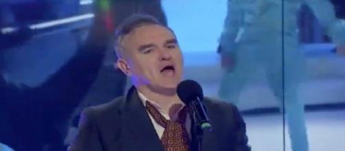 Morrissey en Sale el Sol, programa de revista.