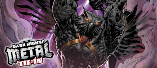 Nuevos avances de revisión: Hawkman Found