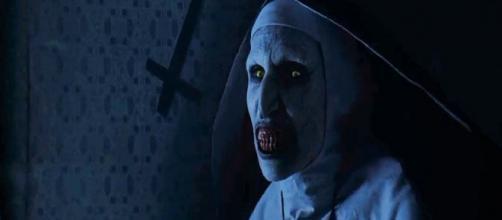 Personagem A Freira, novo filme do universo ''Invocação do Mal''
