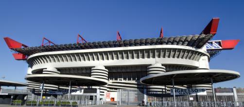 Stadio di Milano, San Siro (esterno)