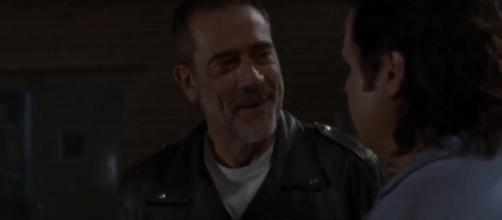 'The Walking Dead:' Will Negan's trick work? / Image via Daryl Dixon, YouTube screencap