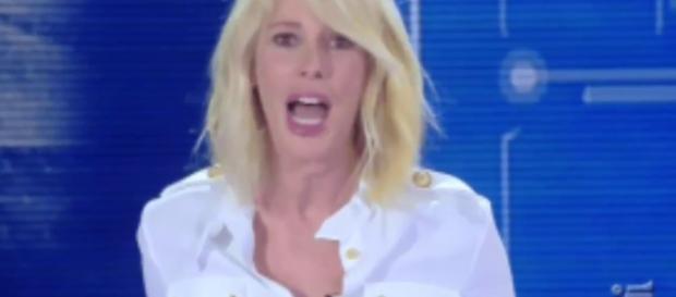 Alessia Marcuzzi si scaglia contro Eva