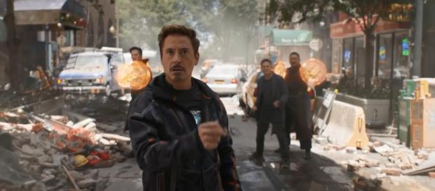 'Avengers: Infinity War' new TV spot. - [image source: Marvel Entertainment / YouTube screenshot]