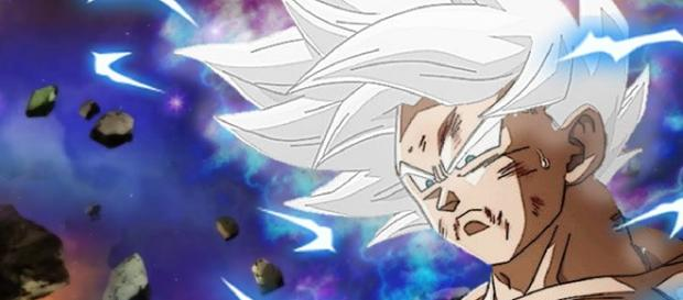 Dragon Ball Super Goku derrota a Jiren