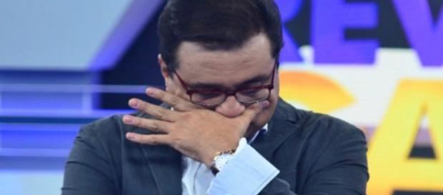 Geraldo Luís pode perder programa