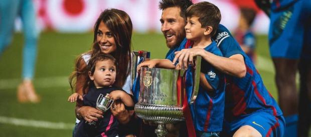 Ha nacido el tercer hijo de Messi