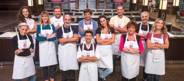 I nuovi concorrenti e giudici di Celebrity MasterChef 2