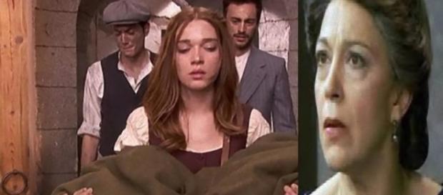 Il Segreto: la tragica morte di Ana.