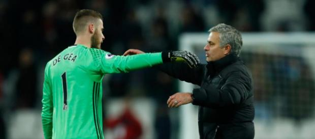 De Gea is renowned as one of the best goalkeepers in the world in recent years. image- thesun.co.uk