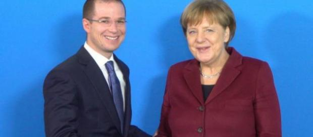 Ricardo Anaya se reúne con Angela Merkel - com.mx