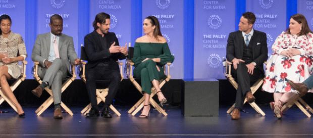 The cast of 'This Is Us' discussing the hit show. Found on Wikimedia Commons from PaleyFest 2017