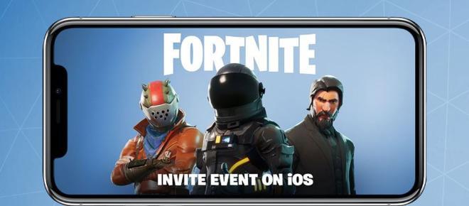 Fortnite: Comment vous procurer la version mobile du jeu