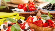 La dieta mediterránea saludable y con mucho sabor