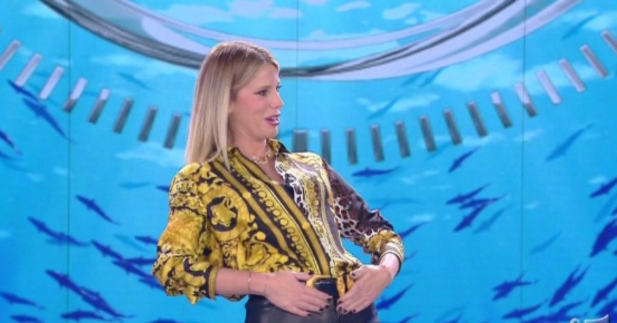 Bufera all'Isola dei famosi, Alessia Marcuzzi nei guai ...