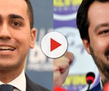 Ieri la prima telefonata tra Di Maio e Salvini