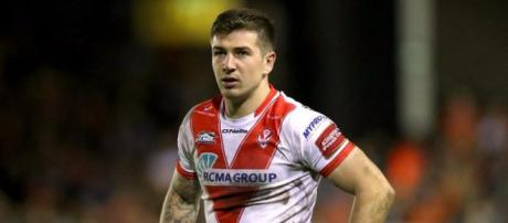 Mark Percival has had an incredible start to the season for St Helens. Image Source - shropshirestar.com