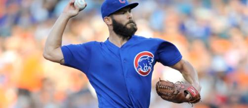 Arrieta is now a member of the Phillies - image - CBS Sports Radio / YouTube