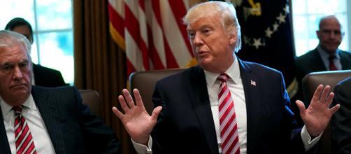 Donald Trump destituye a su Secretario de Estado, Rex Tillerson