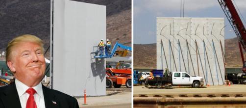 Donald Trump inspeccionará los prototipos de pared fronteriza en San Diego - sandiegouniontribune.com