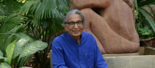 El arquitecto indio Balkrishna Doshi ganó el premio Pritzker