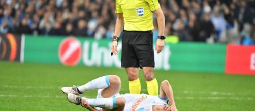 Florian Thauvib, blessé, manquera plusieurs matchs avec l'OM !