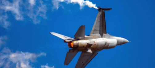 Foto gratis: Aereo, jet, cielo, militare, razzo, metallo - pixnio.com