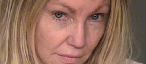 Heather Locklear could serve jail time. [Image Credit:Ventura County Sheriff's Dept.]