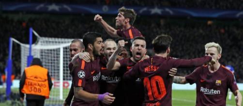 HIGHLIGHTS: Chelsea 1, Barça 1 - FC Barcelona - fcbarcelona.com