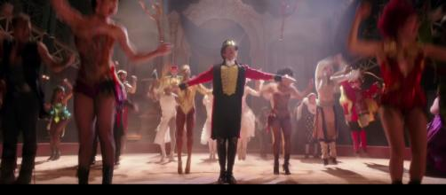 Hugh Jackman as P.T. Barnum in 'The Greatest Showman' (Image Credit: Trailer City/Youtube)