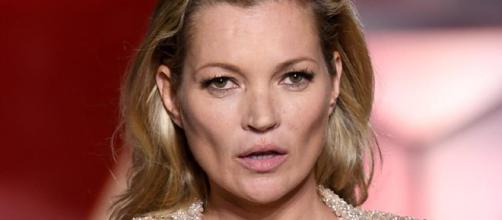 Kate Moss dice adió al alcohol