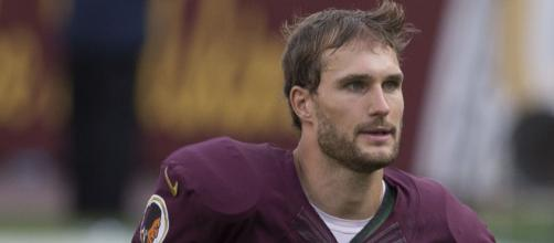 Kirk Cousins finally gets the big contract he was seeking. (Flickr/Keith Allison)