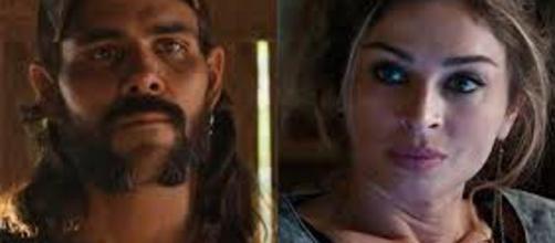 Lívia e Mariano vão enfrentar momentos tristes. (Foto internet)
