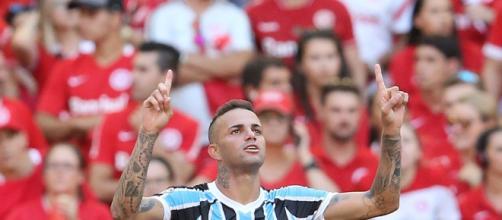 Luan tem sido o grande destaque do Grêmio