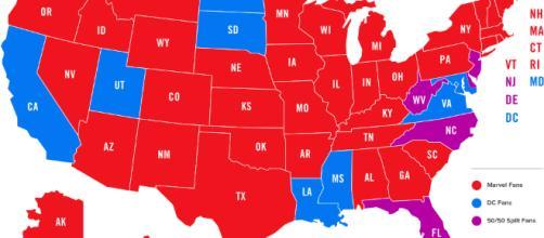 Nuevo avance de revisión : America Divided