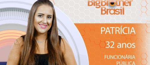 Patricia, participante do ''BBB18''