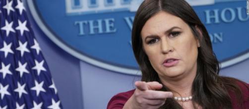 Un intercambio absolutamente enloquecedor entre Sarah Sanders y el ... - cnn.com