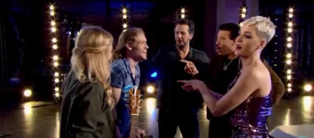 David Francisco topped off night 2 of auditions for 'American Idol' 2018 with hope, hugs and his golden ticket. Screenshot American Idol/YouTube