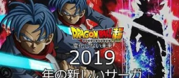 dragon ball super nueva saga en el 2019