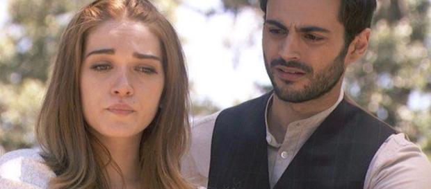 Il Segreto, marzo 2018: la storia d'amore di Saul e Julieta sarà ostacolata