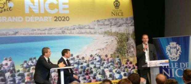 Le Tour de France 2020 partira de Nice - Le Parisien - leparisien.fr
