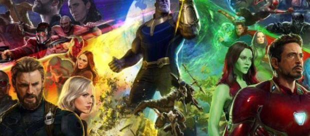 Los Vengadores: Guerra Infinita