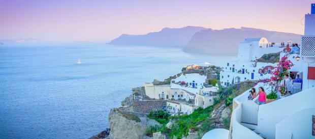 Mete da sogno nelle isole greche