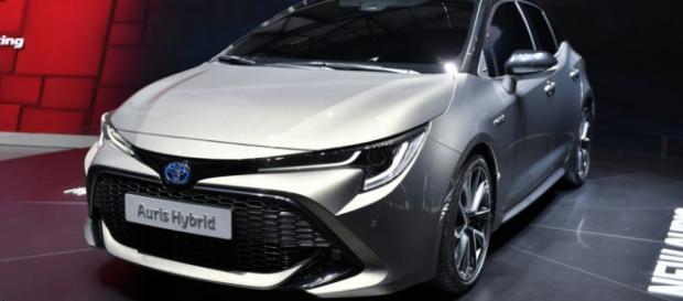 Nuova Toyota Auris: ora punta sul doppio ibrido - Anteprime ... - motori.it