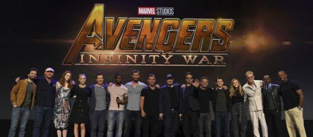 The World Premiere Trailer Of 'Avengers: Infinity War' Has Landed .Marvel | YouTube