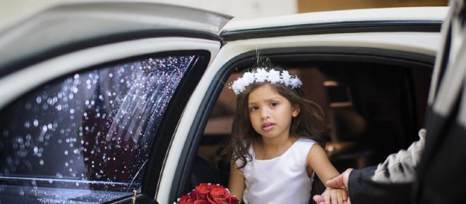Die modernen und pädophilen USA: Legale Kinderheirat