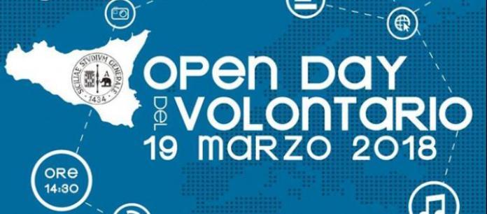 """Risultati immagini per """"OPEN DAY DEL VOLONTARIATO"""" 19 marzo 2018"""