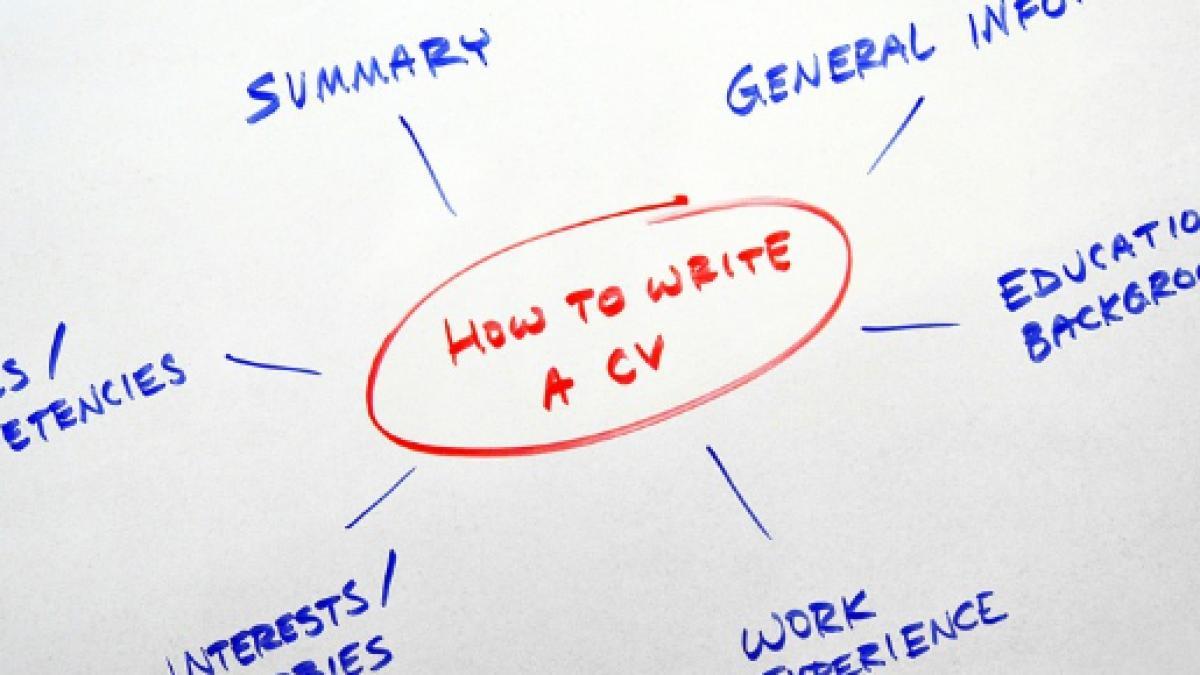 Scrivere Un Curriculum 5 Errori Da Evitare