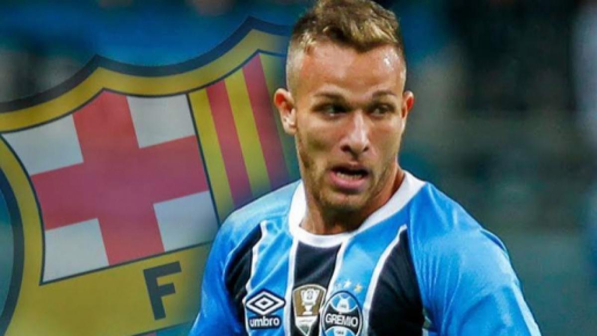 El Barcelona ya tiene un acuerdo de 30 millones por Arthur b438cedd12075