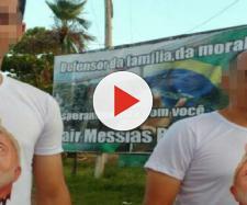 Apoiadores de Bolsonaro vestem camisa com foto de Lula decapitado; confira