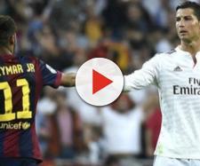 Cristiano Ronaldo vai se reencontrar com Neymar